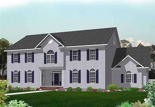 Park Ridge 2 C2016 Southern Dream Home Builders